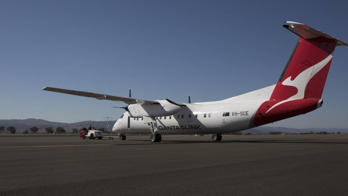 SERVICED: QantasLink will add three return services between Whyalla and Adelaide to meet growing demand.