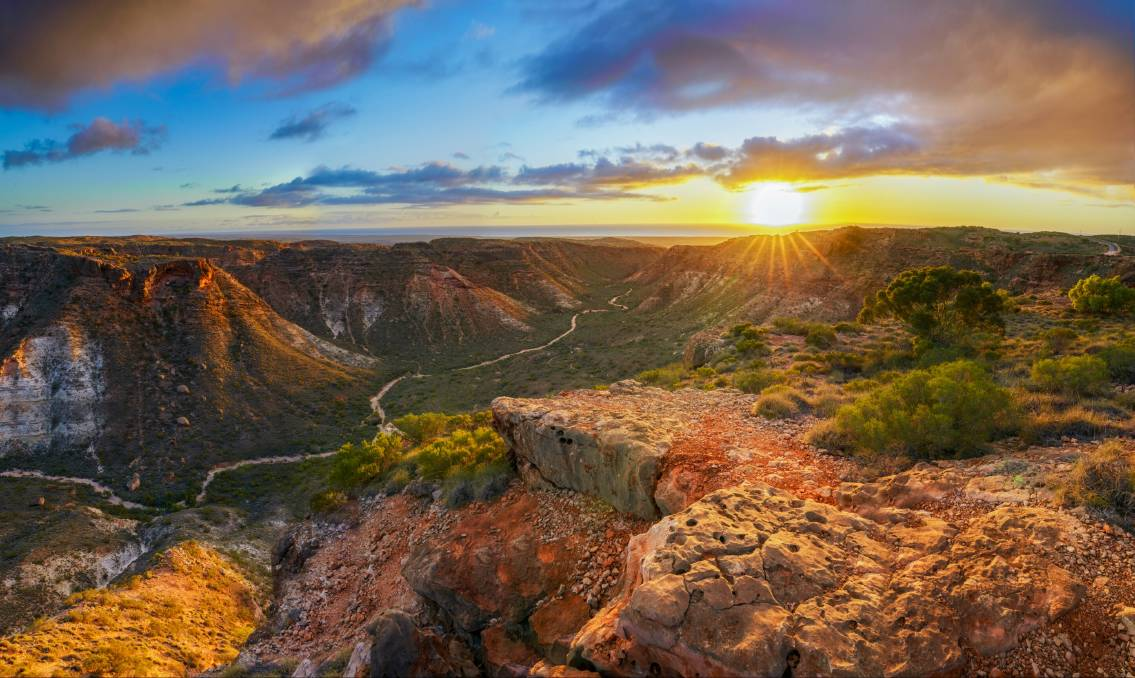 Charles Knife Canyon, WA: The theme for NAIDOC Week 2020 is 'Always was, always will be', in recognition of First Nations people having occupied and cared for this continent for over 65,000 years. Photo: Shutterstock.